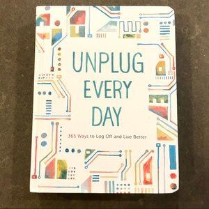Unplug Every Day Journal